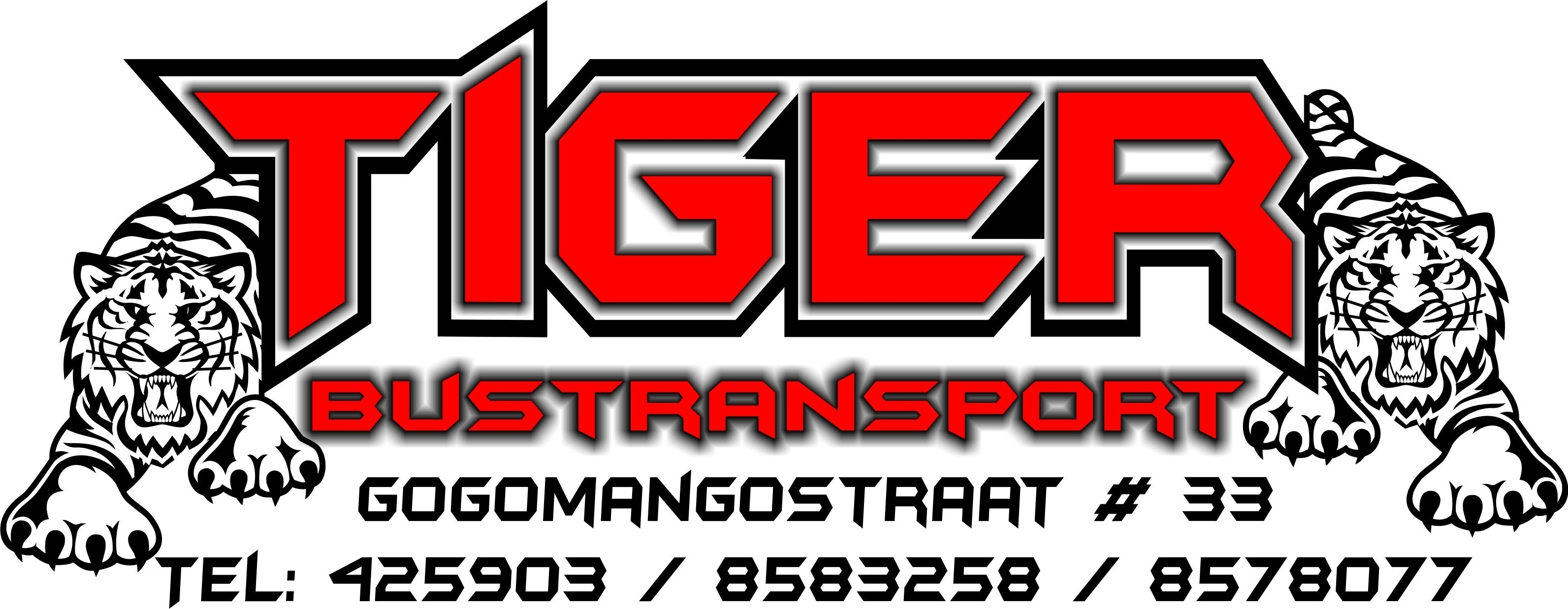 Tiger Bustransport